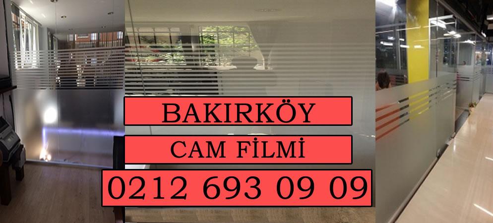 Bakırköy Cam Filmi