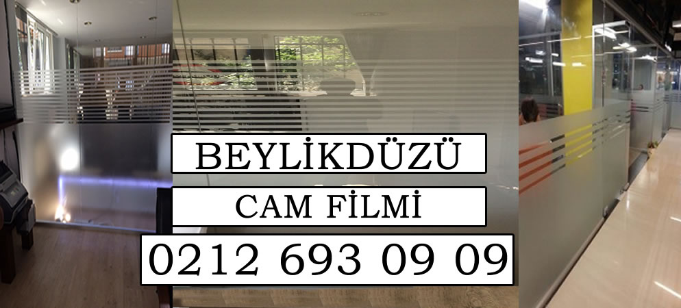 Beylikduzu Cam Filmi