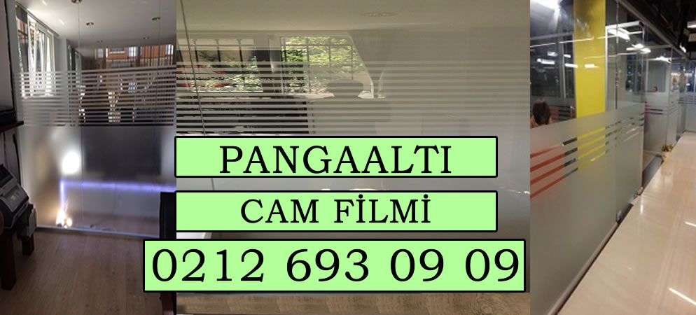 Pangaaltı Cam Filmi
