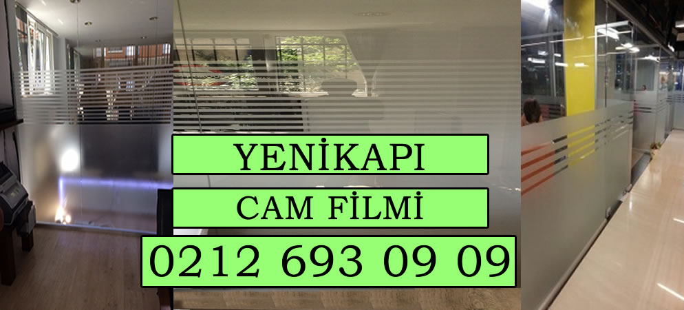 Yenikapi Cam Filmcisi