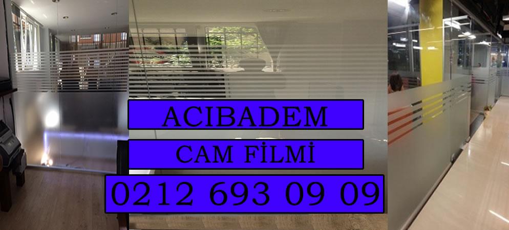 Acıbadem Cam Filmi