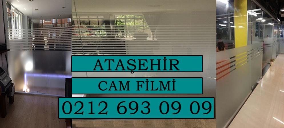 Ataşehir Cam Filmi