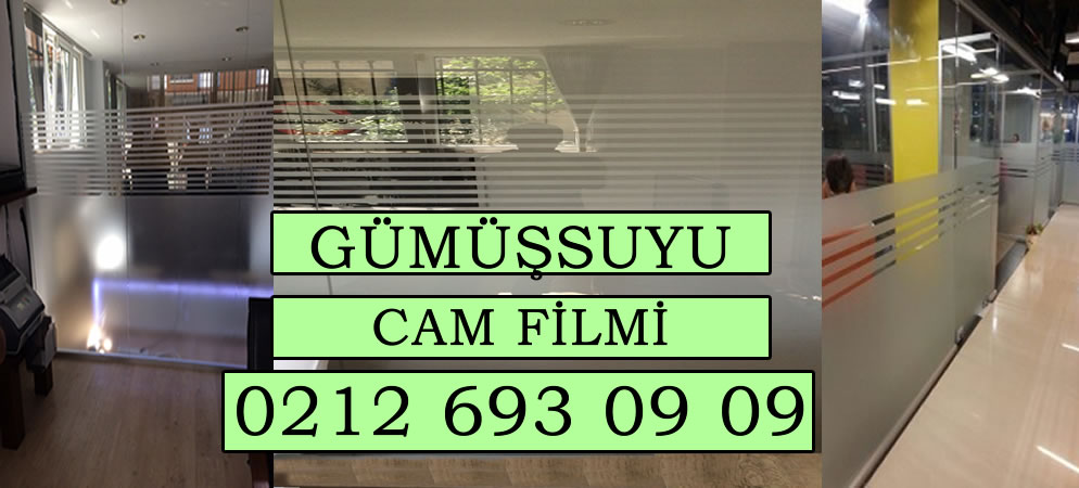 Gumussuyu Cam Filmi