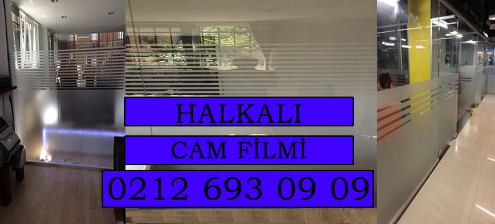 Halkalı Cam Filmi