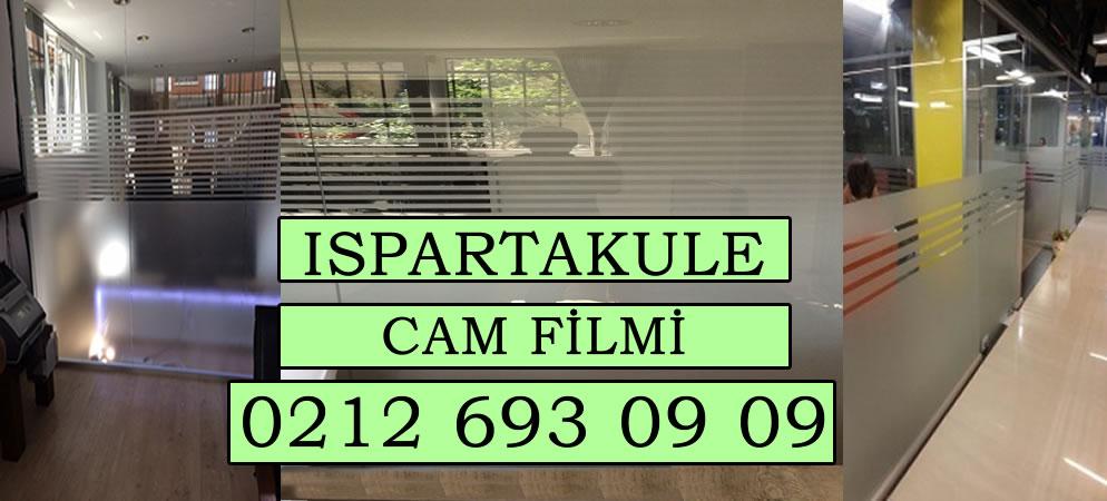 İspartakule Cam Filmi