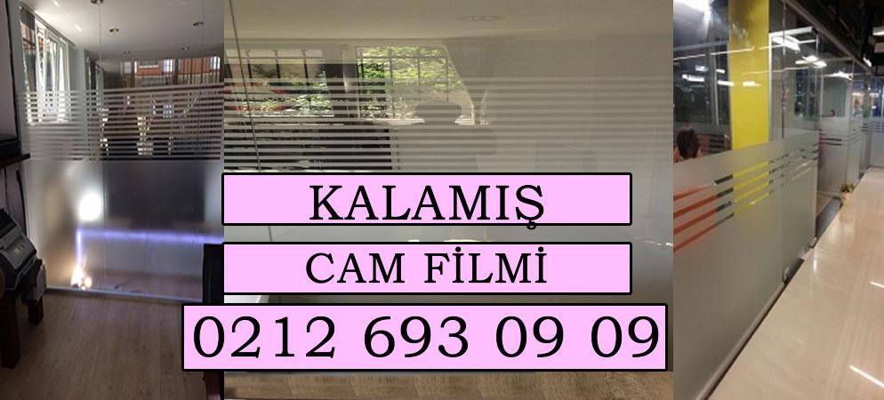 Kalamıs Cam Filmi