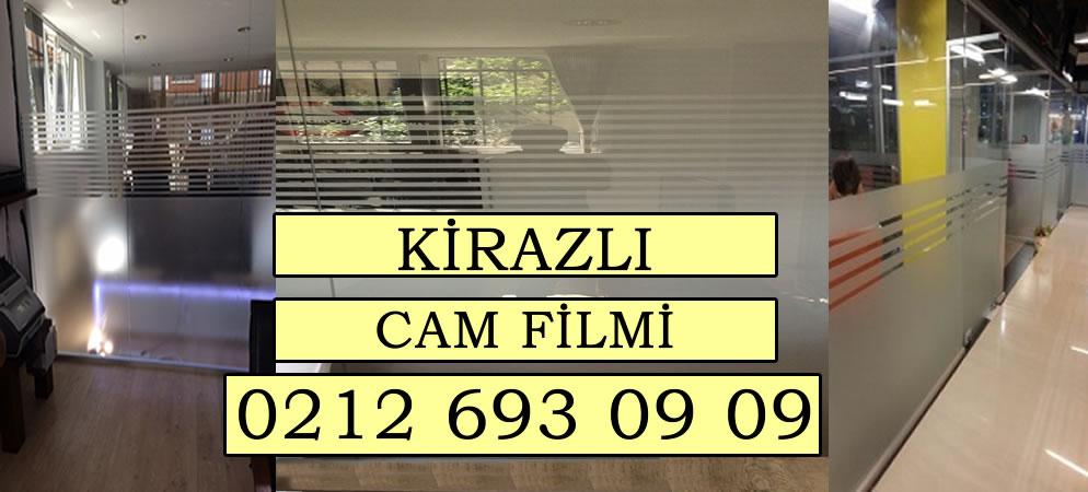 Kirazlı Cam Filmi