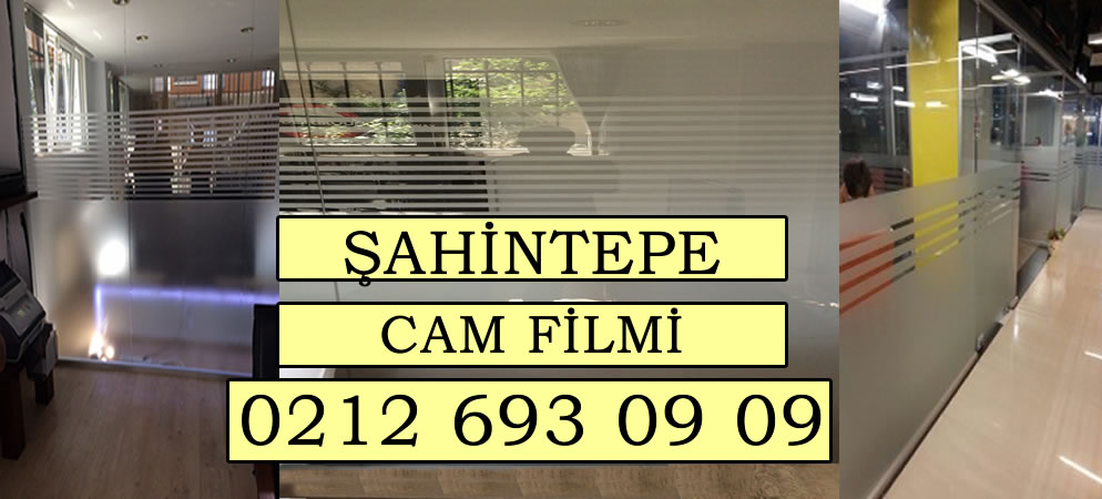 Sahintepe Cam Filmi