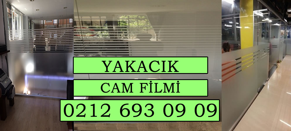 Yakacik Cam Filmcisi