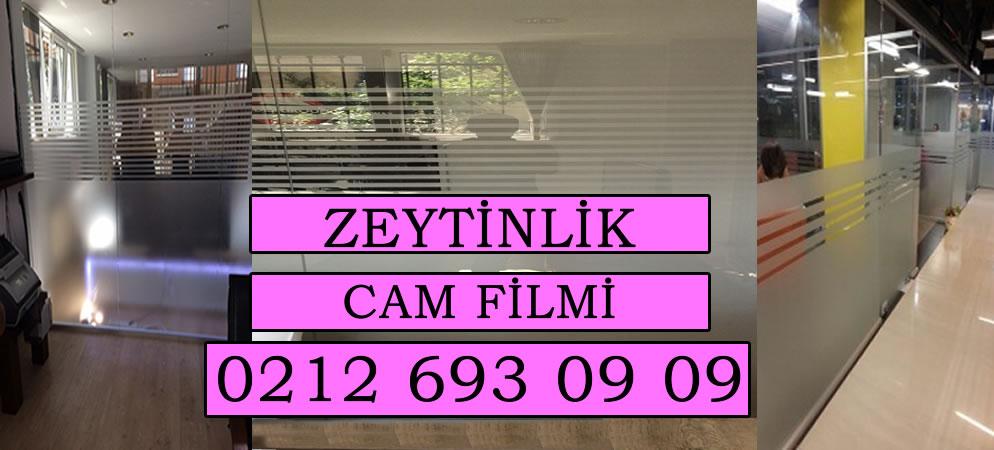 Zeytinlik Cam Filmcisi